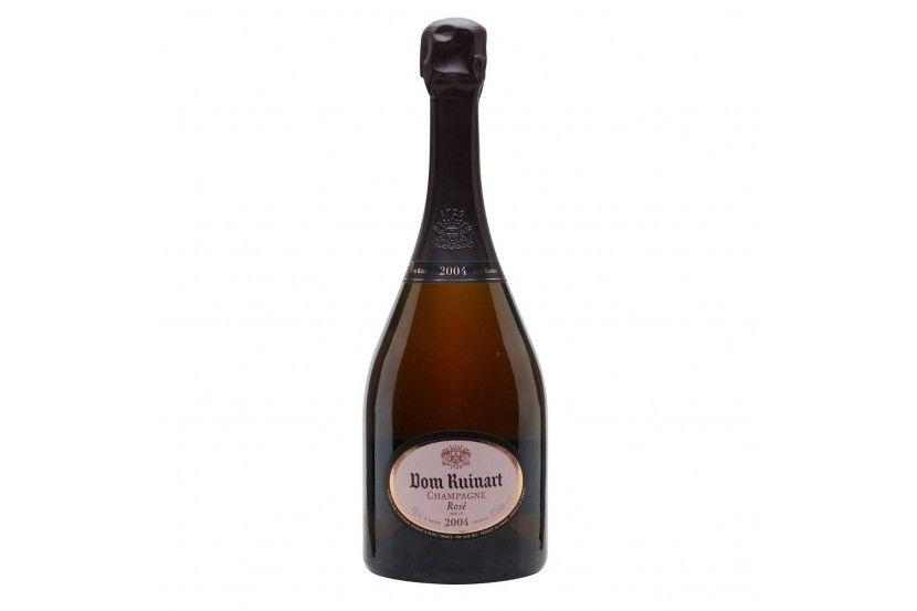 Champagne Dom Ruinart Vintage Rosé 2004 75 Cl