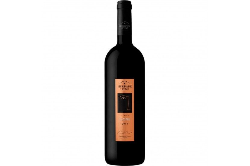 Red Wine Herdade Do Peso Icone 2014 75 Cl