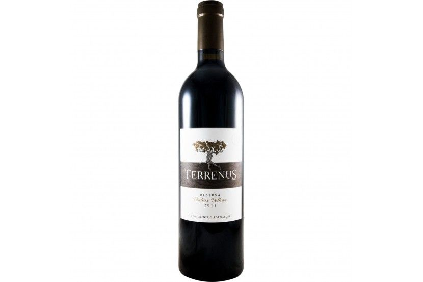 Red Wine Terrenus Reserve 2013 75 Cl