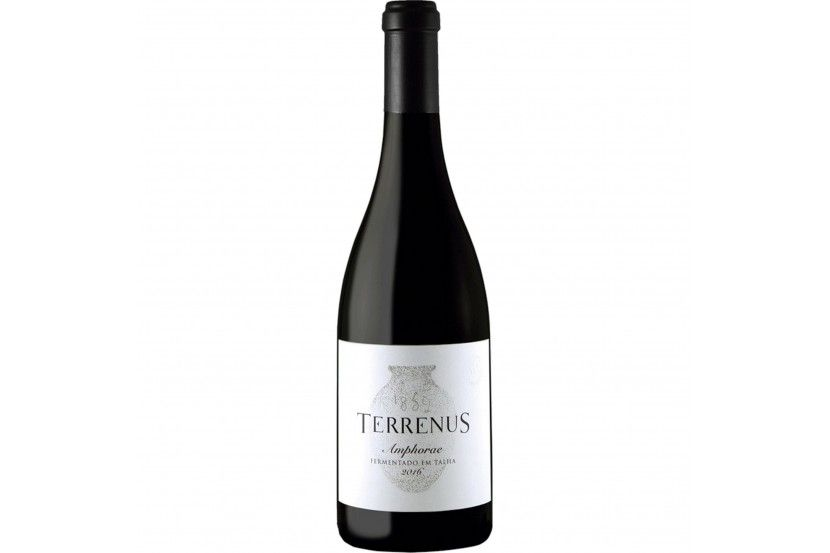 Red Wine Terrenus Vinha Ammaia Amphorae 2016 75 Cl