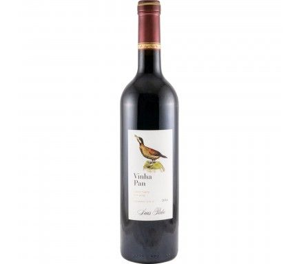 Red Wine Luis Pato Vinha Pan 2016 75 Cl