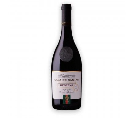 Red Wine Dao Casa Santar Reserve 2014 75 Cl