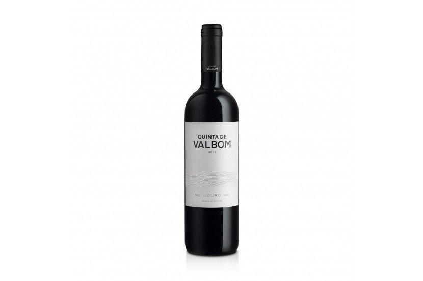Vinho Tinto Douro Qta. Valbom 2012 75 Cl