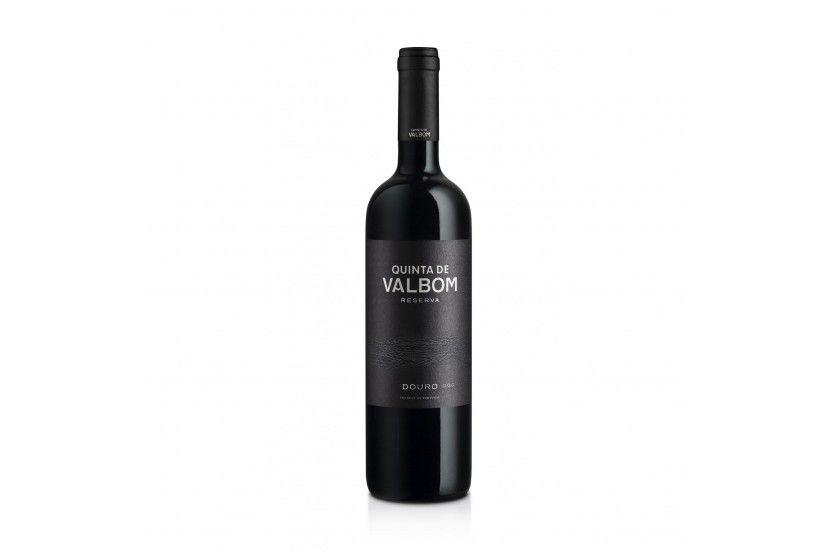 Vinho Tinto Douro Qta. Valbom Reserva 2015 75 Cl