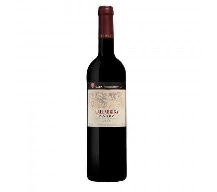 Red Wine Douro Callabriga 2018 75 Cl