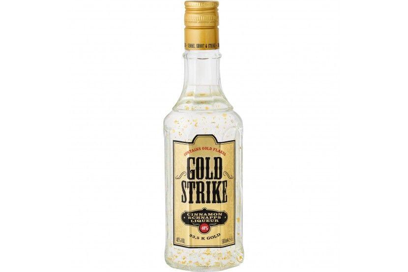 Licor Bols Gold Strike 50 Cl