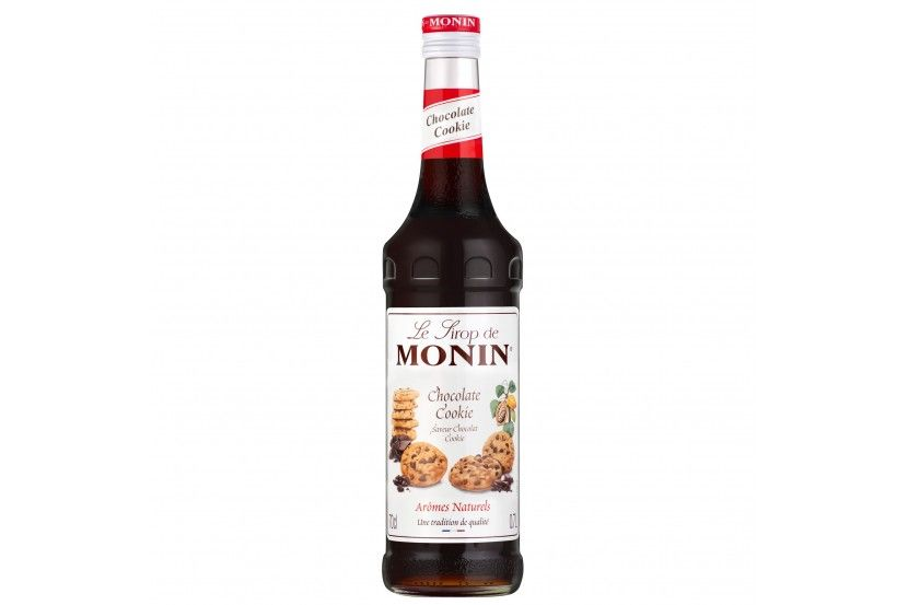Monin Syrup Chocolate Cookie 70 Cl