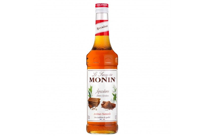 Monin Syrup Speculoos Biscuit 70 Cl