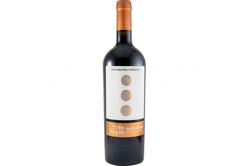Red Wine Douro Três Bagos Grande Escolha 2015 75 Cl