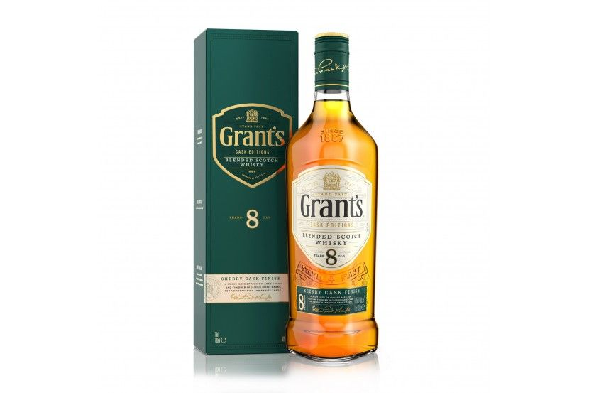 Whisky Grant's 8 Years 70 Cl