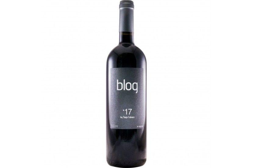 Red Wine Blog By Tiago Cabaço 2017 75 Cl