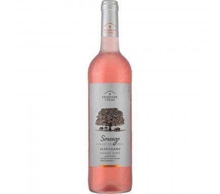 Vinho Rose Sossego 75 Cl