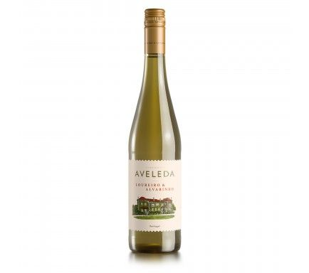 Vinho Verde Aveleda Loureiro/Alvarinho 75 Cl