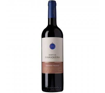 Red Wine Monte Ravasqueira Touriga Franca 2017 75 Cl