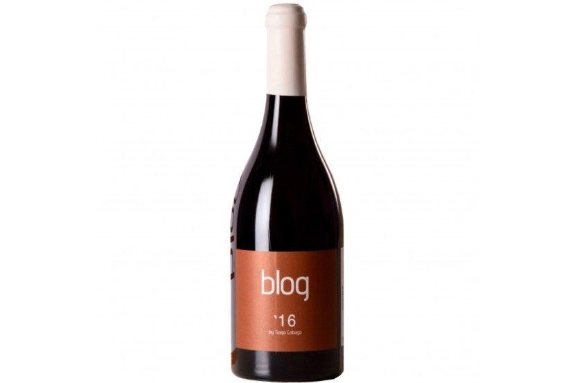 Vinho Tinto Blog Alicante + Syrah 2016 75 Cl