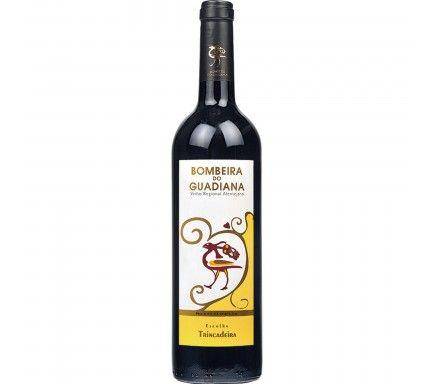 Red Wine Bombeira Guadiana Trincadeira 75 cl