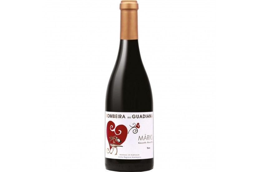 Vinho Tinto Bombeira Guadiana Mario Grande Escolha 75 cl