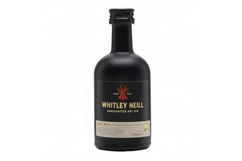Mini Gin Whitley Neill Original 5 Cl