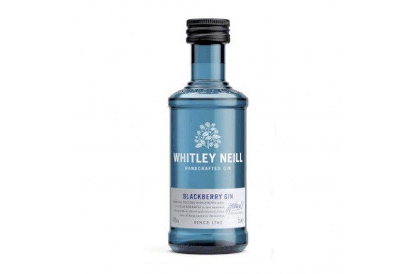 Mini Gin Whitley Neill Blackberry 5 Cl