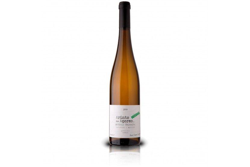 Vinho Branco Arinto Dos Açores Indigenas 2018 75 Cl