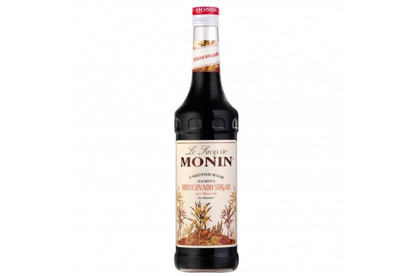 Monin Sirop Muscovado Sugar 70 Cl