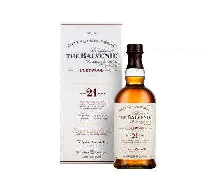 Whisky Malt Balvenie 21 Anos 70 Cl