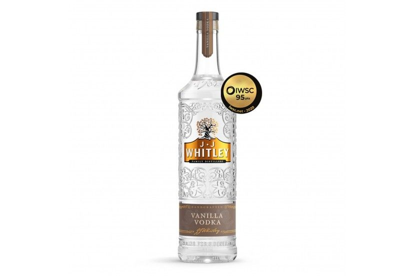 Vodka J. J. Whitley Vanilla 70 Cl