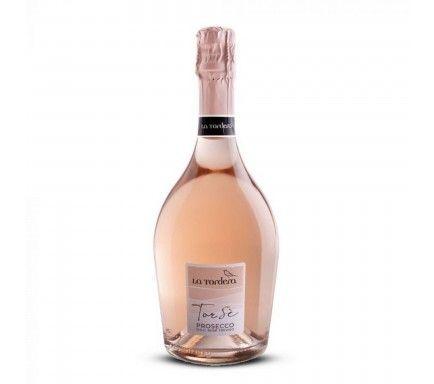 Sparkling Wine Prosecco Rose Tordera Tor.se 75 Cl