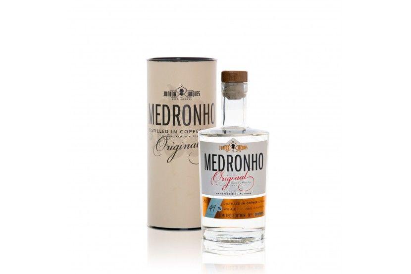 Firewater Medronho Junior Jacques Original 50 Cl