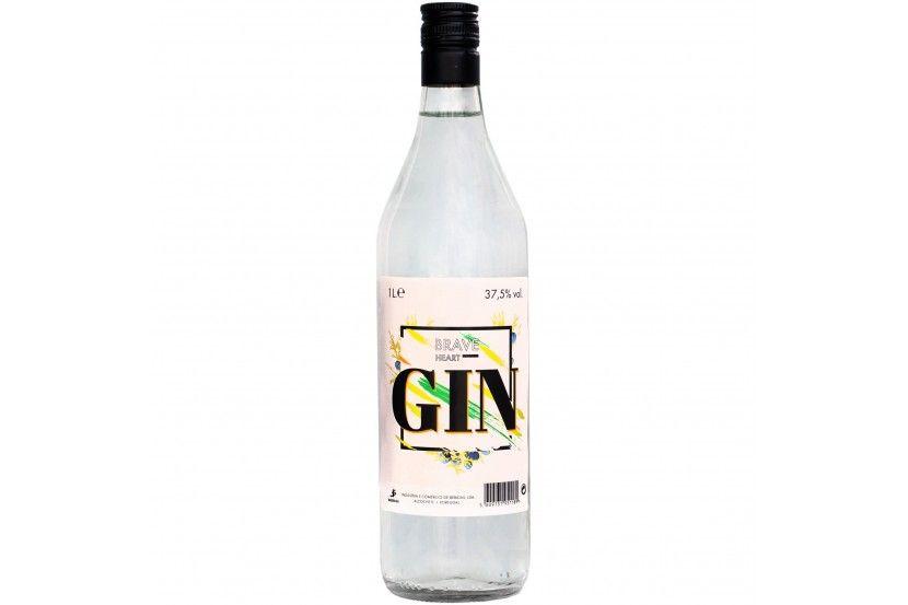 Gin Braveheart 1 L