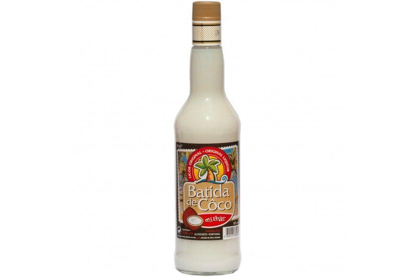 Licor Batida De Coco Milbar 70 Cl
