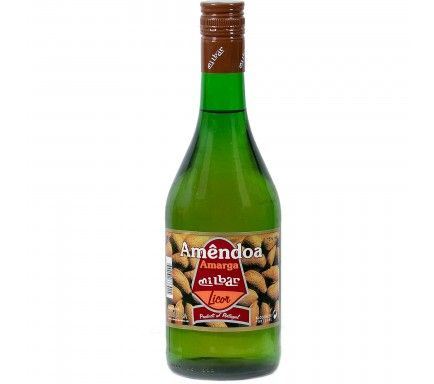 Licor Amendoa Milbar 70 Cl