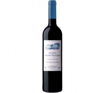 Vinho Tinto Quinta Bons Ventos 75 Cl