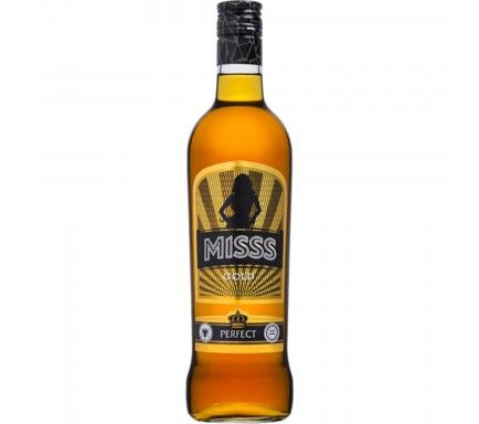 Vodka Miss Gold Caramel 70 Cl
