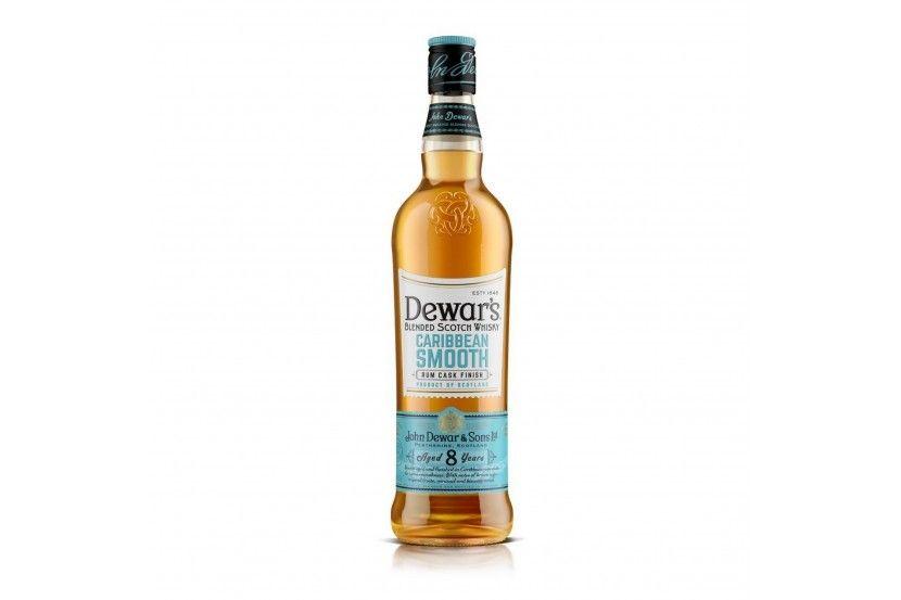 Whisky Dewar's Caribbean Smooth 8 Anos 70 Cl