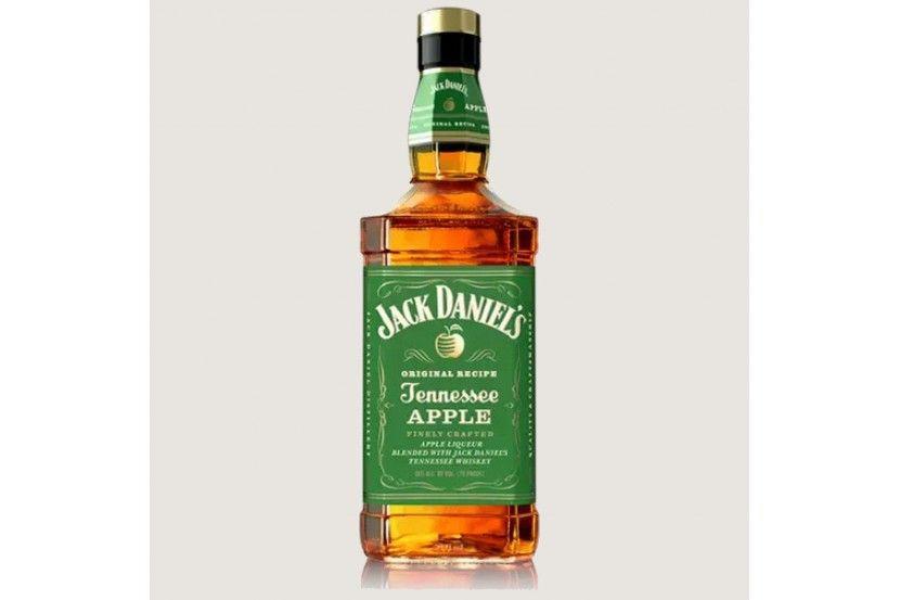 Whisky Jack Daniel's Apple 70  Cl