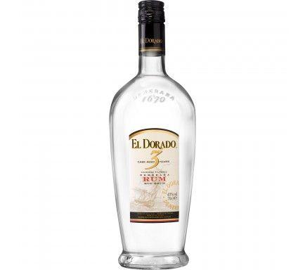 Rum El Dorado 3 Anos 70 Cl