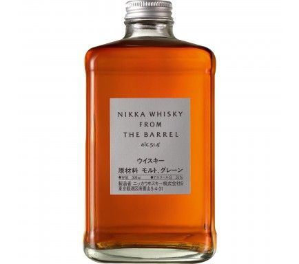 Whisky Malt Nikka From The Barrel 50 Cl