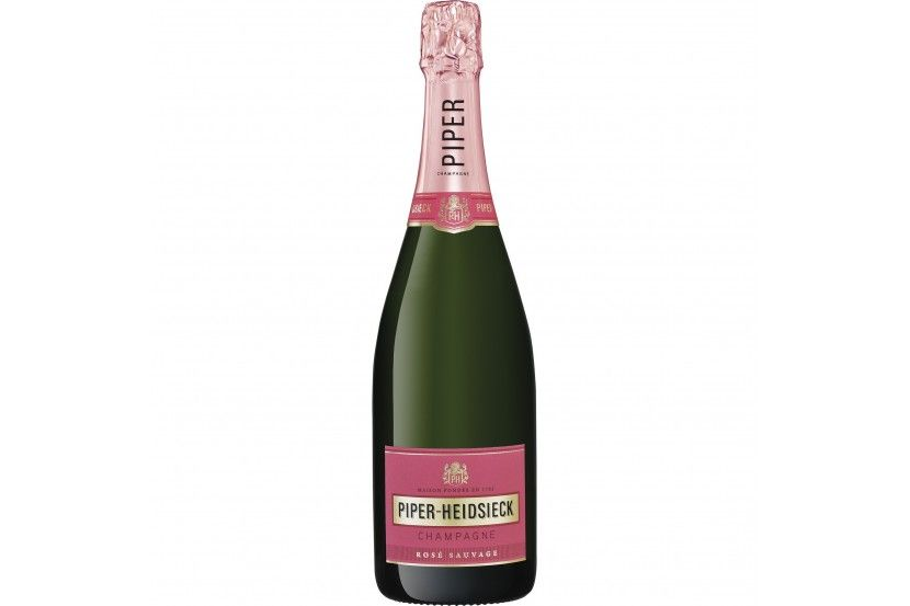 Champagne Piper Heidsieck Rose 75 Cl