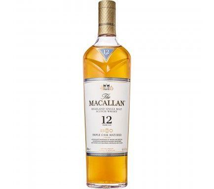 Whisky Malt Macallan Triple Cask 12 Anos 70 Cl