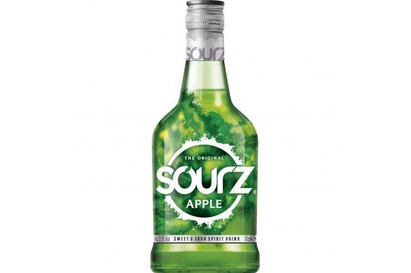 Licor Sourz Apple 70 Cl