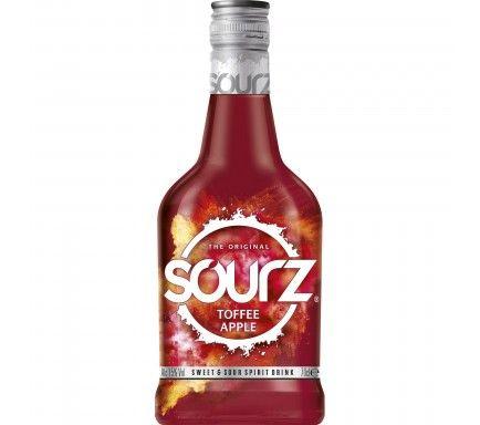 Licor Sourz Toffe 70 Cl