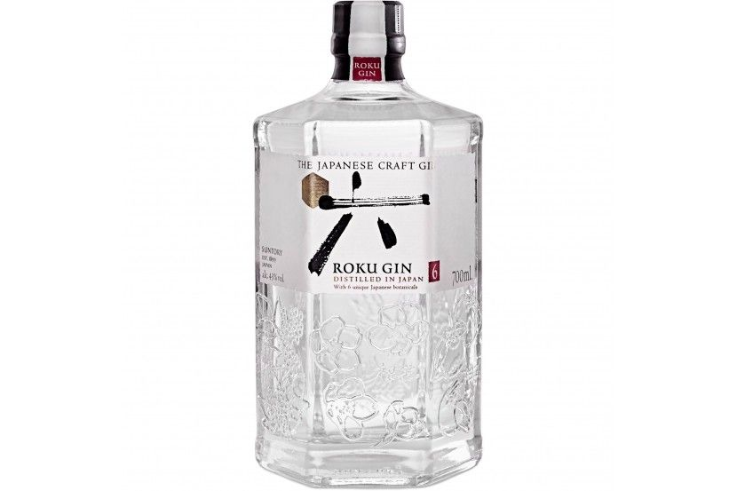 Gin Jap Roku 70 Cl