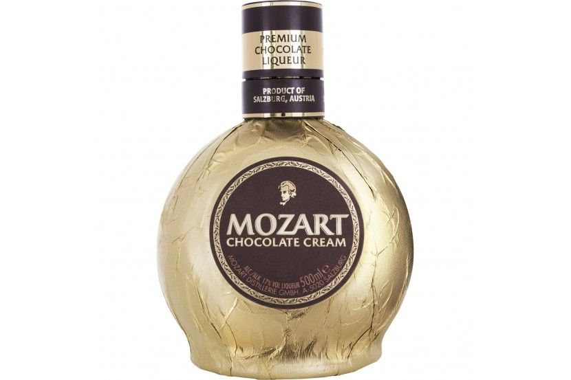 Licor Mozart Gold 50 Cl
