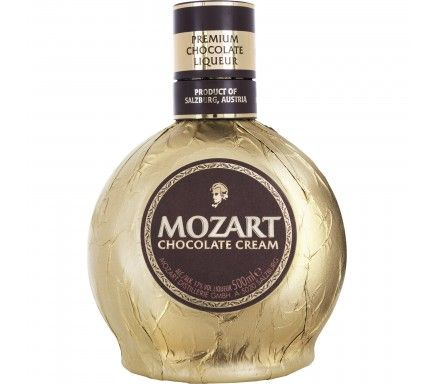 Liquor Mozart Gold 50 Cl