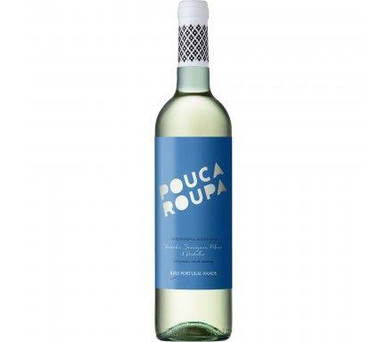 White Wine Pouca Roupa 75 Cl