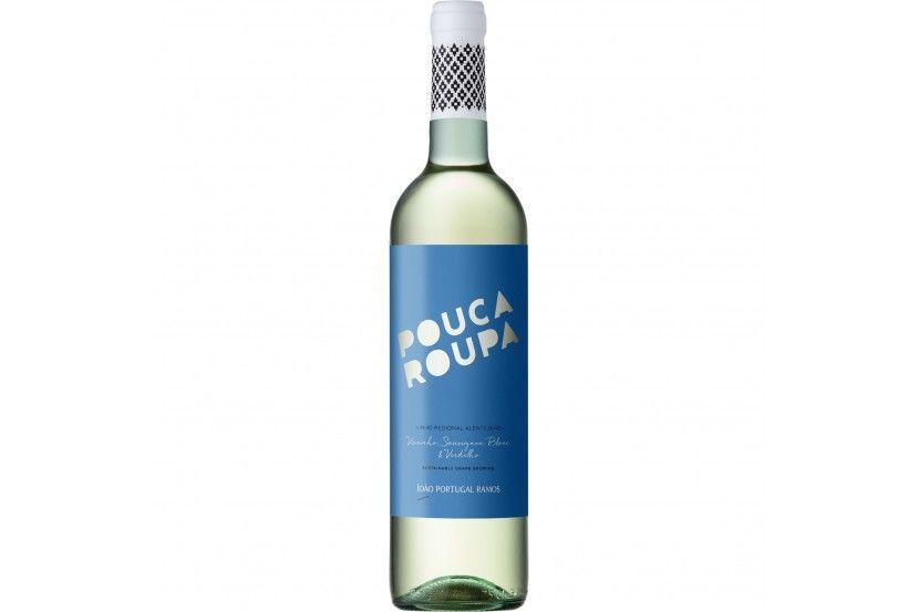 Vinho Branco Pouca Roupa 75 Cl