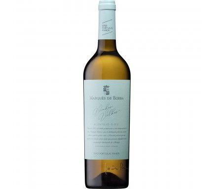Vinho Branco Marques De Borba Vinhas Velhas 75 Cl
