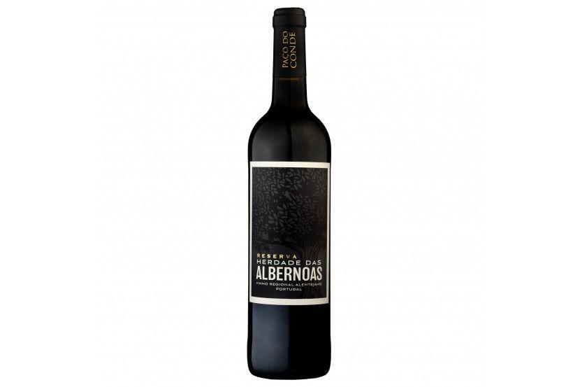 Vinho Tinto Albernoas Reserva 75 Cl