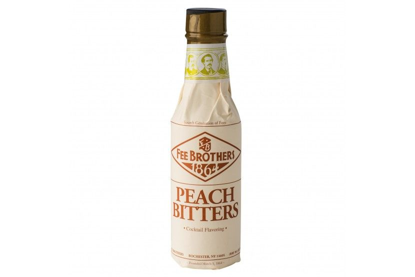 Bitter Fee Brothers Peach 15 Cl